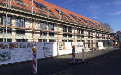 NEWS: Der Bau wächst